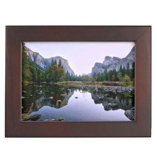 Yosemite National Park Memory Box