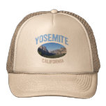 Yosemite National Park Mesh Hat