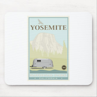 Yosemite National Park Mouse Pad