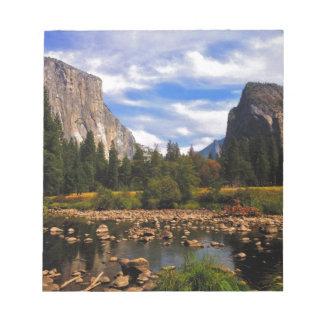 Yosemite National Park Memo Pads