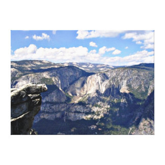 Yosemite National Park Photograph B Stretched Canvas Prints