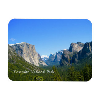 Yosemite National Park Rectangular Photo Magnet