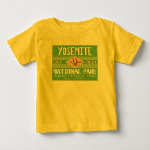 vintage yosemite t shirt
