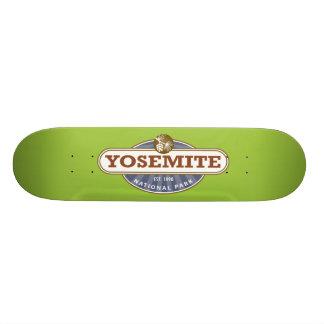 Yosemite National Park Custom Skate Board