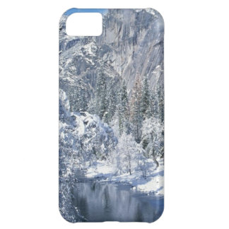 Yosemite National Park snowy valley iPhon 5 case iPhone 5C Case