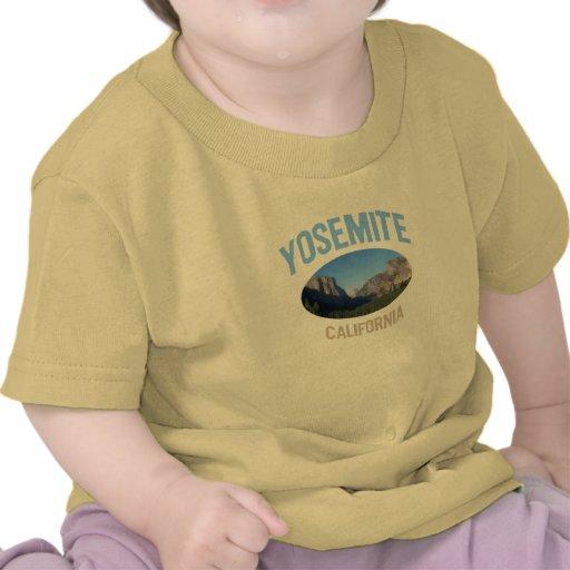 Yosemite National Park Tee Shirts