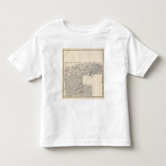 Yosemite National Park Toddler T-shirt