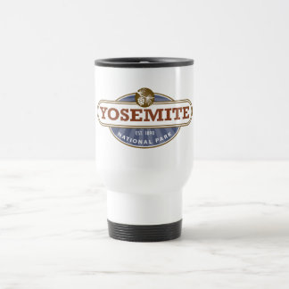 Yosemite National Park Travel Mug