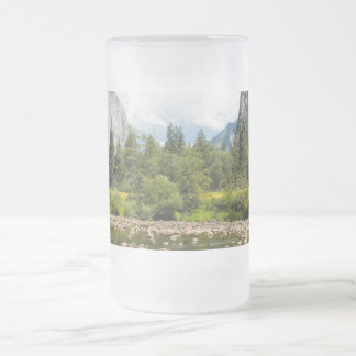 Yosemite National Park Valley View Mugs