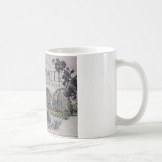 Yosemite National Park Wildlife Coffee Mug