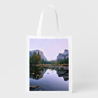 Yosemite National Park Reusable Grocery Bags