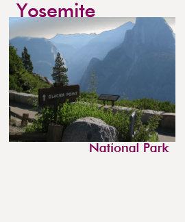 Yosemite NP Glacier Point W Shirt