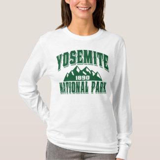 Yosemite Old Style Green T-Shirt
