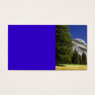 Yosemite Park MEADOWS PHOTOGRAPHY BEAUTY NATURE MO Business Card
