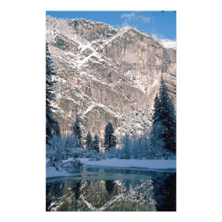 Yosemite Park Usa Stationery