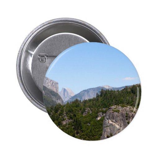Yosemite Pin