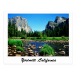 Yosemite Post Cards
