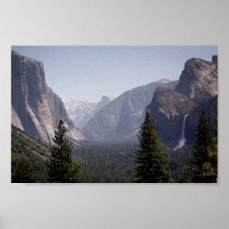 Yosemite Póster