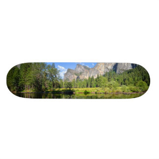 Yosemite Reflection Skateboard