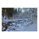 Yosemite River Print