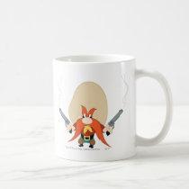 Yosemite Sam Back Off Coffee Mug