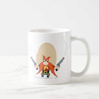 Yosemite Sam Back Off Coffee Mug