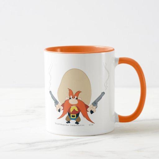 Zazzle Yosemite Sam Back Off Mug