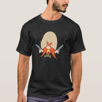 Yosemite Sam Back Off T-Shirt