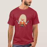 "Yosemite Sam Back Off T-Shirt<br><div class=""desc"">Yosemite Sam Character Art</div>"