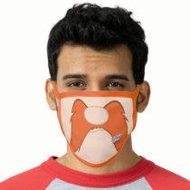 Yosemite Sam Face Mask
