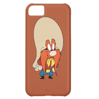 Yosemite Sam Hands on Hips iPhone 5C Covers