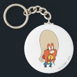 "Yosemite Sam Hands on Hips Keychain<br><div class=""desc"">Yosemite Sam Character Art</div>"