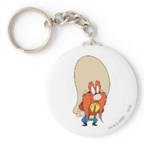 Yosemite Sam Hands on Hips Keychain