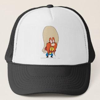 Yosemite Sam Hands on Hips Trucker Hat