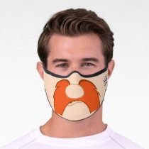 Yosemite Sam Premium Face Mask