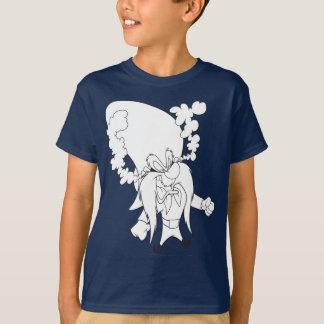 Yosemite Sam Steaming Mad T-Shirt