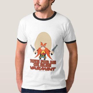 Yosemite Sam - Vote for Me or Else Varmint T-shirts