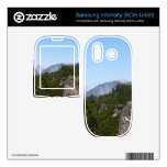 Yosemite Samsung Intensity II Skin