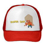 Yosemite Standing Trucker Hat