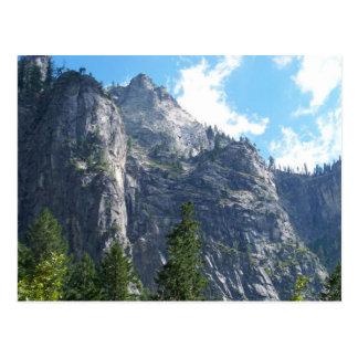 Yosemite Tarjeta Postal