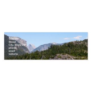 Yosemite Tarjetas De Visita Mini