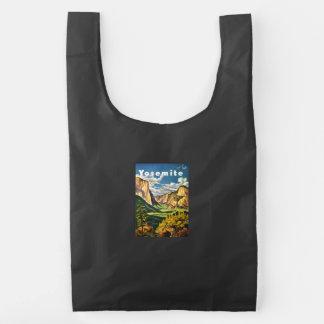 Yosemite Travel Reusable Bag