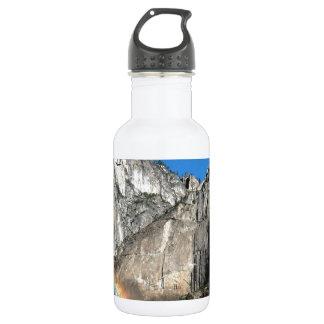 Yosemite Upper Falls Rainbow Stainless Steel Water Bottle