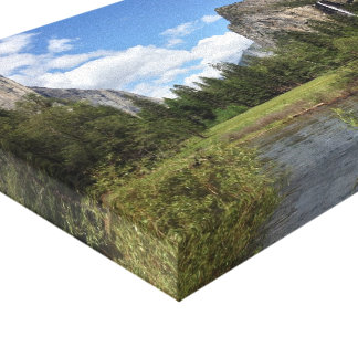 Yosemite Valley 2013 Canvas Print