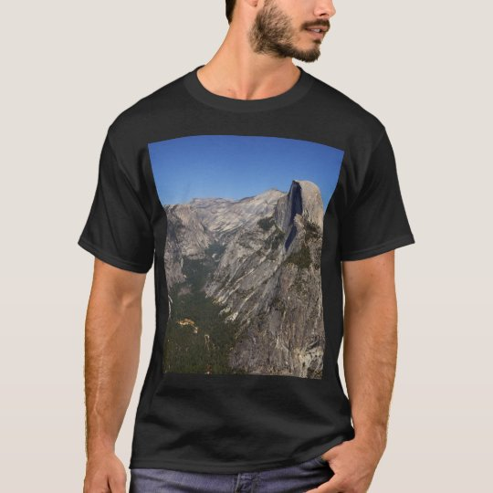 Yosemite Valley And Half Dome From Glacier Point T-Shirt