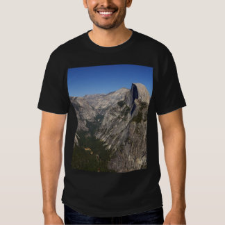 Yosemite Valley And Half Dome From Glacier Point Tee Shirts