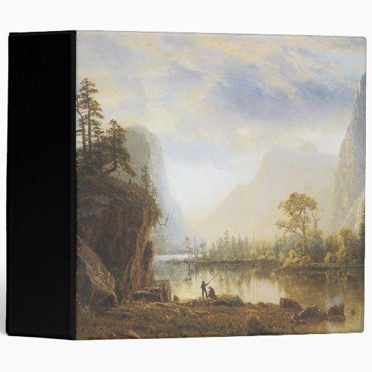 Yosemite Valley Binder