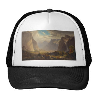 Yosemite Valley by Thomas Hill Hat