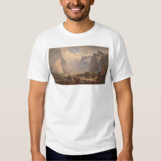 Yosemite Valley, California (0710A) Tee Shirt