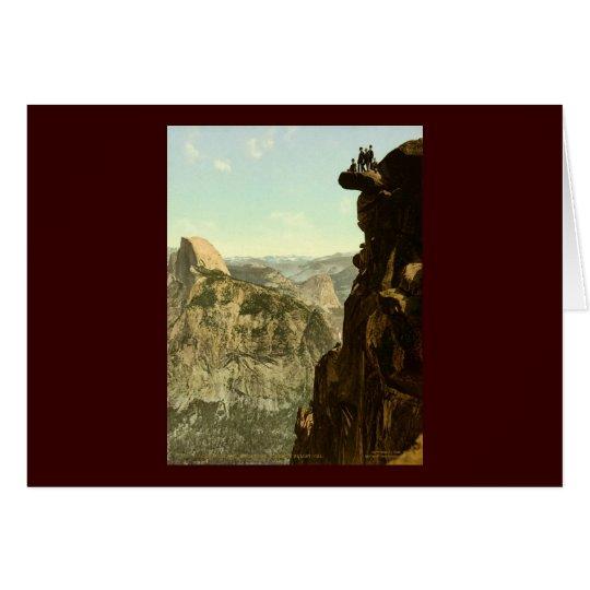 Yosemite Valley California Card